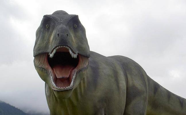 ¿Por qué los Tyrannosaurus Rex no podían correr?