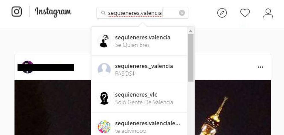 La peligrosa estafa de Instagram llega a Valencia