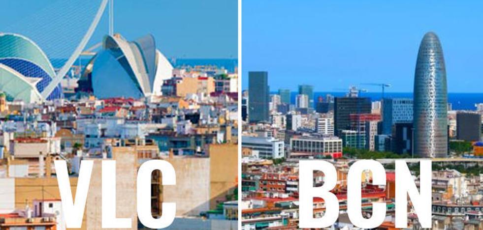 ¿Cuánto te costaría vivir en...? Esta web calcula la diferencia de coste de vida entre dos ciudades