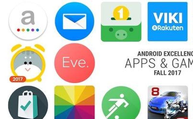 Estas son las 12 apps excelentes de este otoño según Google