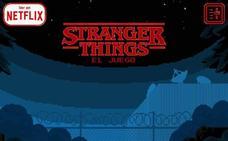 Ya puedes jugar a 'Stranger Things', el juego retro, ochentero y gratuito basado en la serie