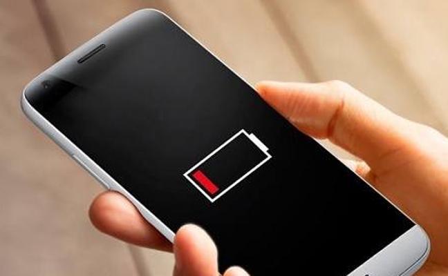 ¿La batería de tu móvil dura cada vez menos?