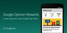 Así puedes ganar dinero con Google Opinion Rewards