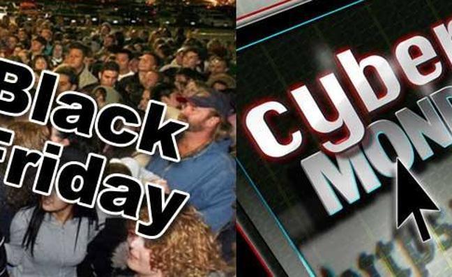 Black Friday vs. Cyber Monday: ¿Cuándo comprar?