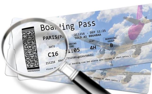 Mostrar tus tarjetas de embarque en las redes sociales podría tener fatales consecuencias