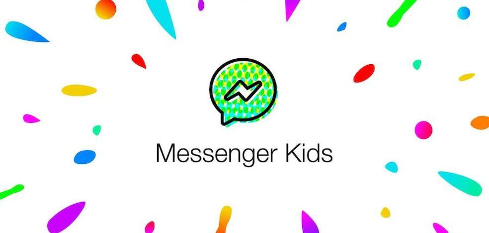 Messenger Kids: el chat de Facebook para menores