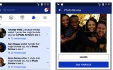 Facebook sabe si estás en una foto aunque no estés etiquetado