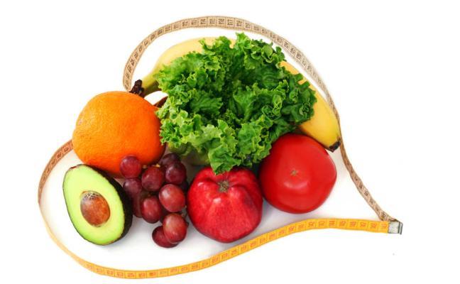 10 buenos hábitos de alimentación para el nuevo año