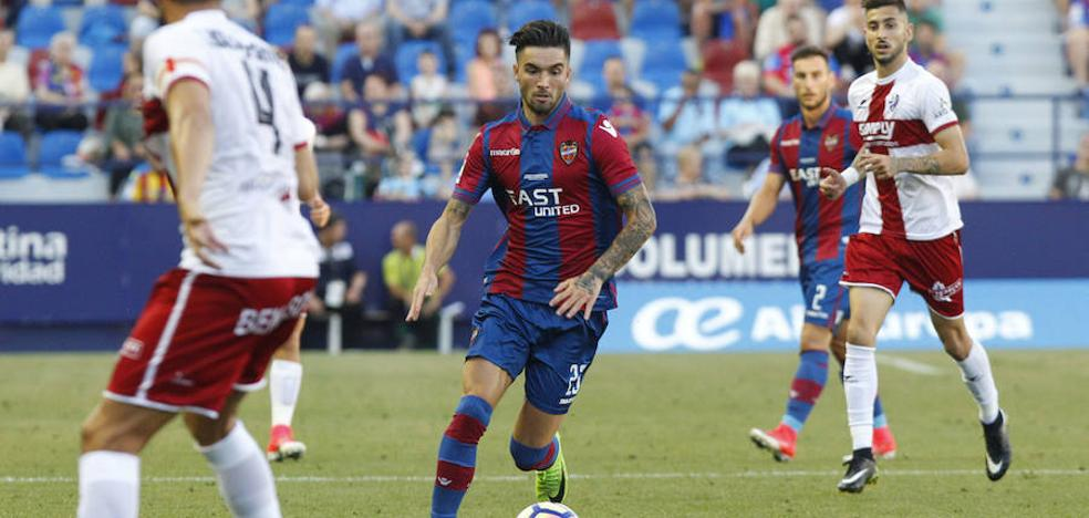 El Levante UD se deja ir ante un Huesca más necesitado