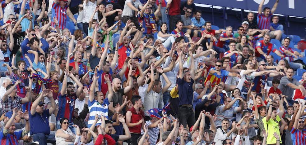 El Levante UD supera los 7.000 abonados tras su primera semana de campaña