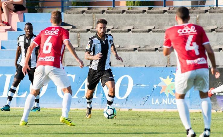 Fotos del Real Murcia - Levante UD
