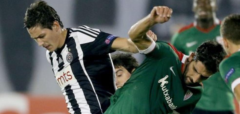 El Levante UD se lanza a por Lukic