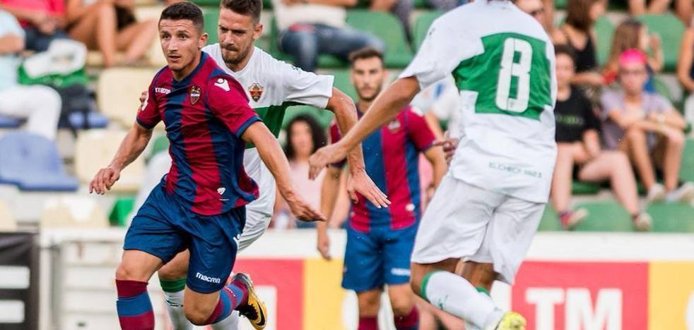 Levante UD | Bardhi sufre una microrrotura fibrilar y es duda para el estreno de la Liga