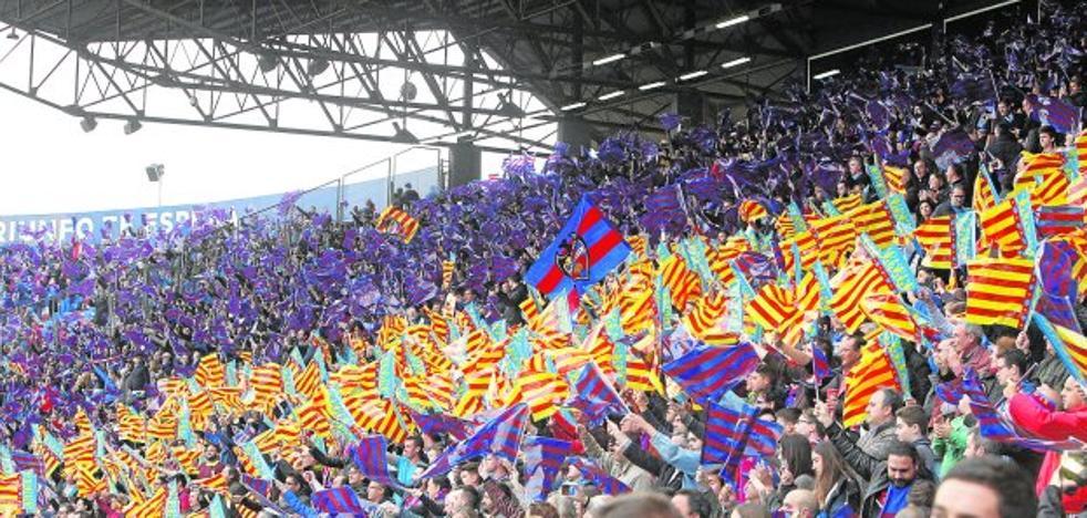 Levante UD | Los granotas rozan el reto de los 20.000