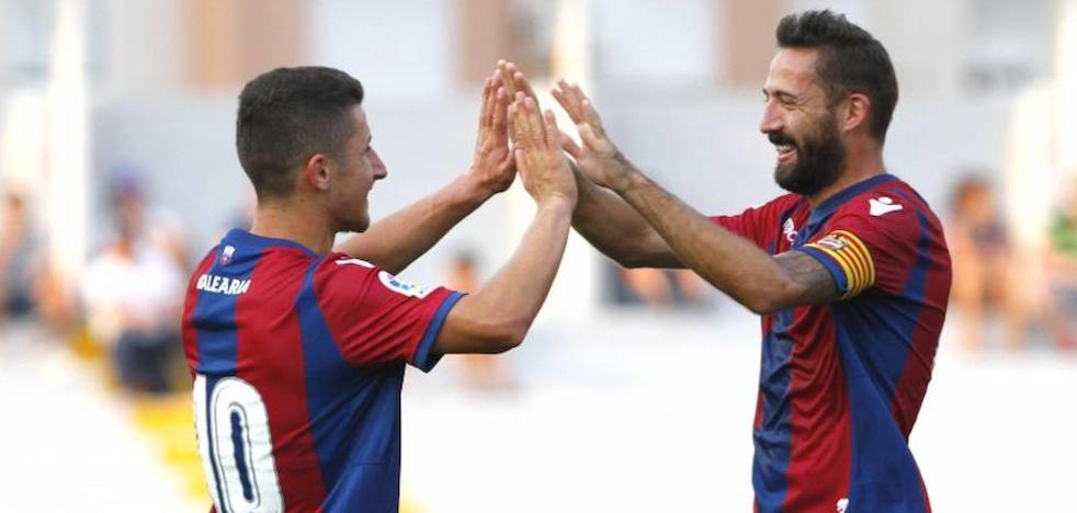 Levante UD | Bardhi apunta al estreno liguero