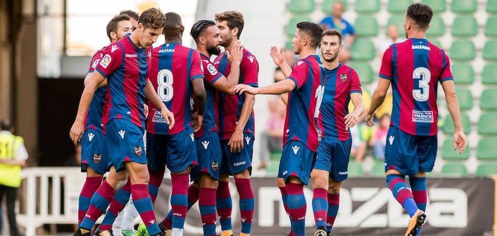 El Levante UD da a conocer los dorsales de la plantilla