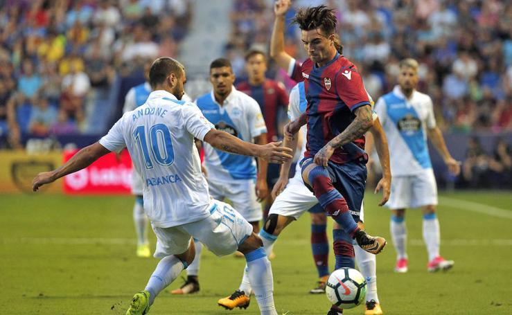 Fotos del Levante UD - RC Deportivo