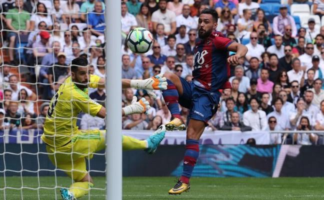 Levante UD   El método Muñiz conquista el Bernabéu