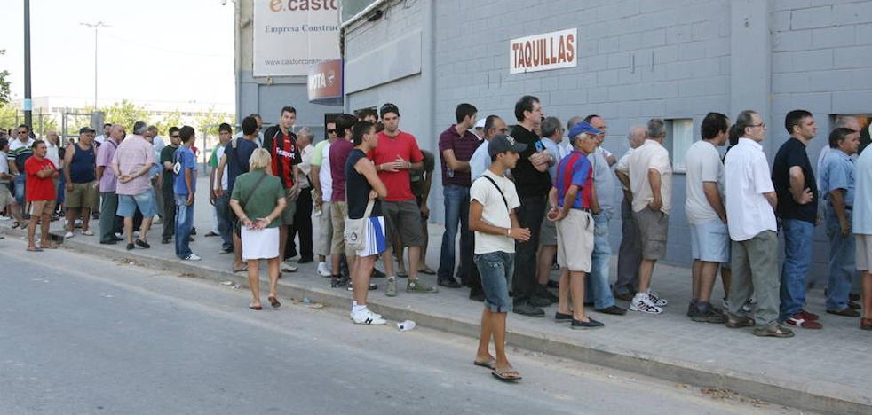 El Levante supera los 21.000 abonados y eleva su récord de socios