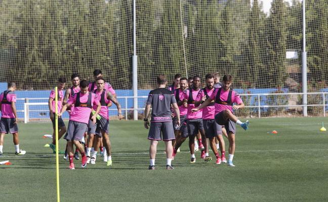 Levante UD | Muñiz habla con Nano Mesa y Boateng afina la puntería