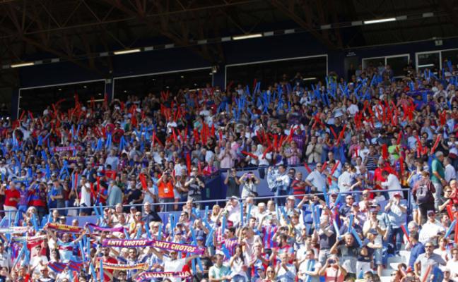 Los adultos podrán utilizar los abonos infantiles y juveniles en el partido ante la Real