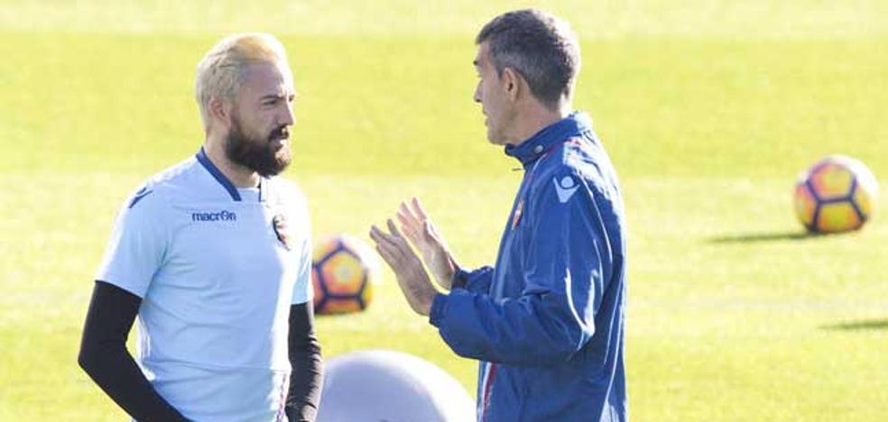 Vuelve Morales y Cabaco se queda fuera de nuevo de la convocatoria del Levante UD-Real Sociedad