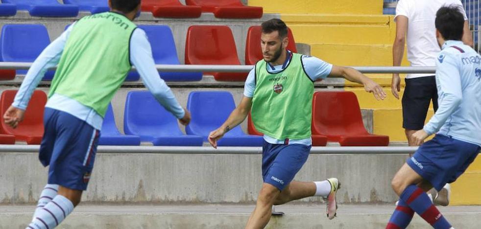 Iván López se rompe la rodilla y pasará por quirófano