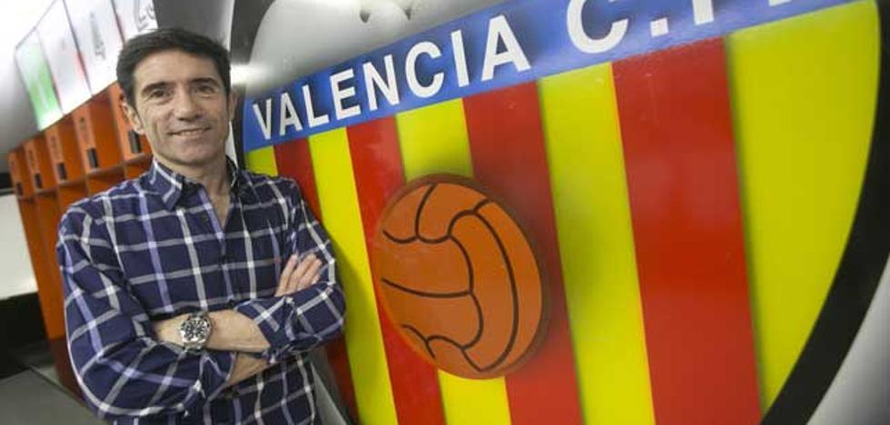 Alemany da por hecho que Marcelino tendrá el día 3 a todos los jugadores con contrato en el Valencia CF