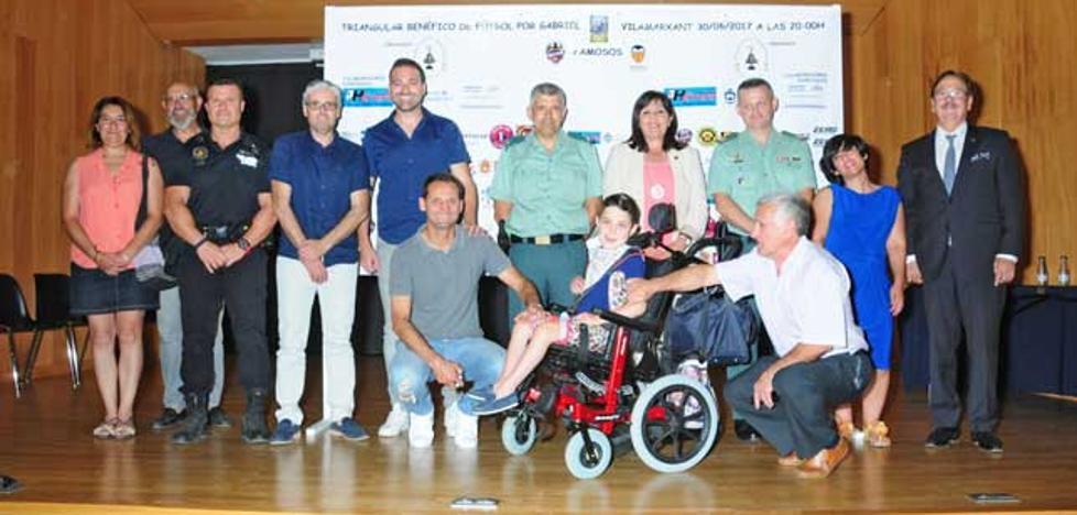 Valencia CF | Partido entre veteranos para ayudar a Gabriel