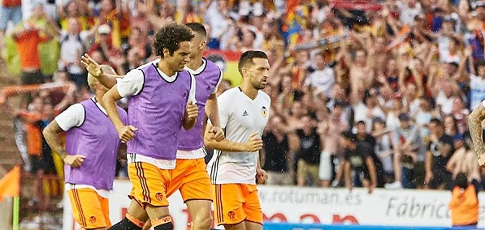 Directo | Arranca el partido en el Carlos Belmonte
