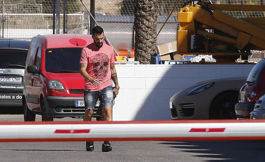 Fotos del arranque de la temporada del Valencia CF
