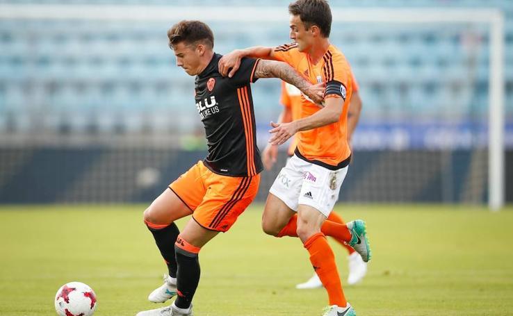 Fotos del amistoso entre el Valencia CF y el Lausanne