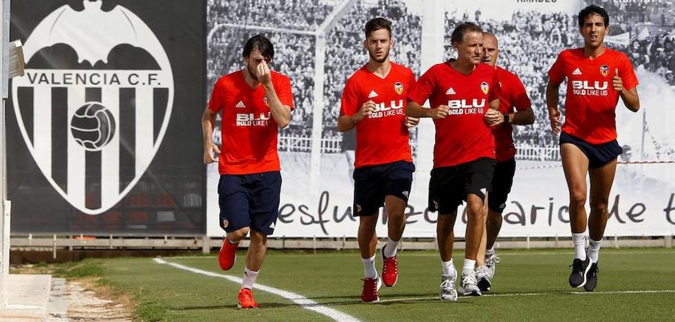 Valencia CF | Marcelino los sigue exprimiendo sin Santi Mina, Abdennour y Maksimovic