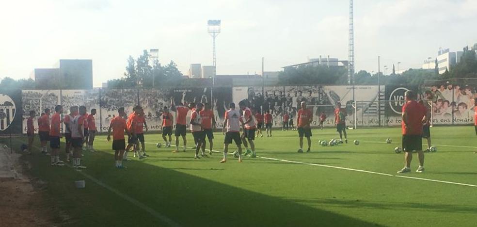 Antonio Sivera ya no se entrena con el Valencia CF