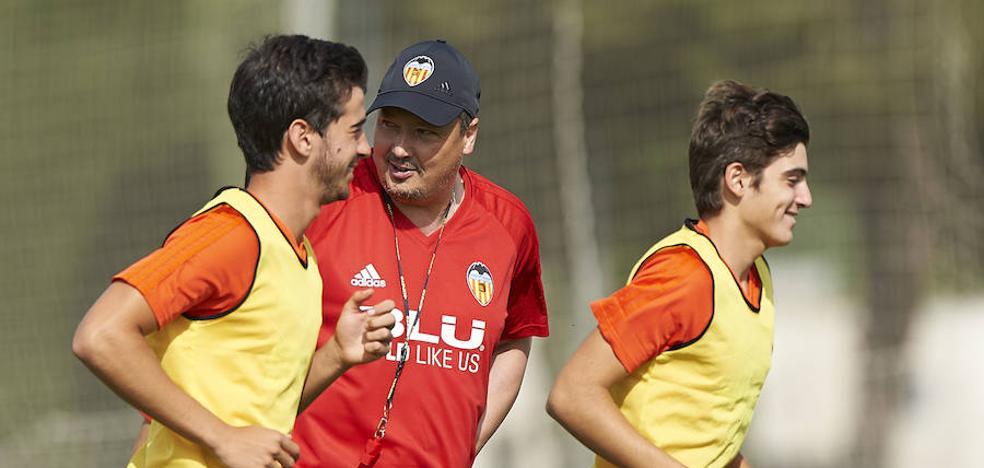 Penev toma el mando del Valencia Mestalla