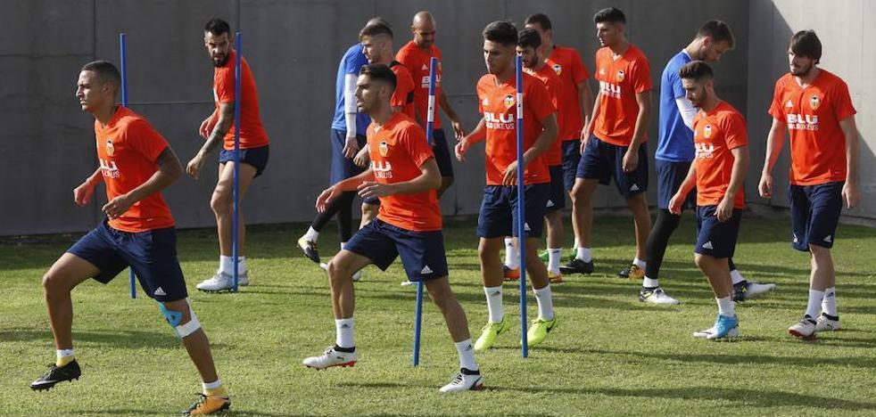 Valencia CF | Vinícius ya está a las órdenes de Marcelino