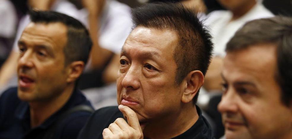 Valencia CF | Las acciones de la empresa de Peter Lim se revalorizan un 60%
