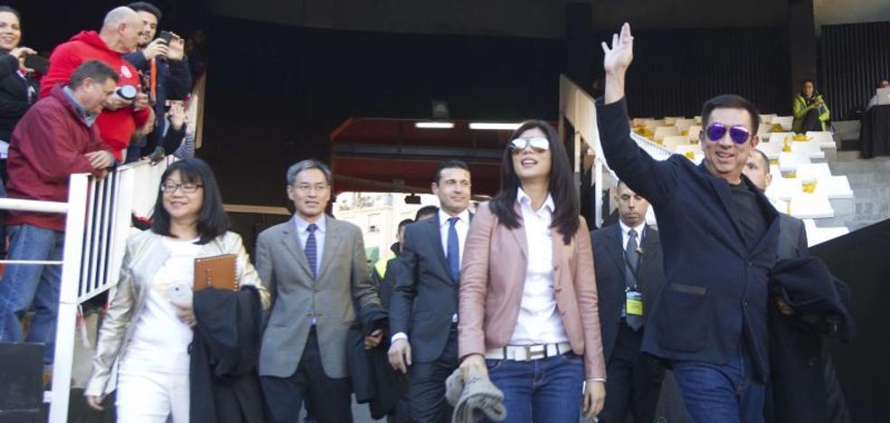 Rowsley, la empresa de Peter Lim, revaloriza sus acciones un 93%
