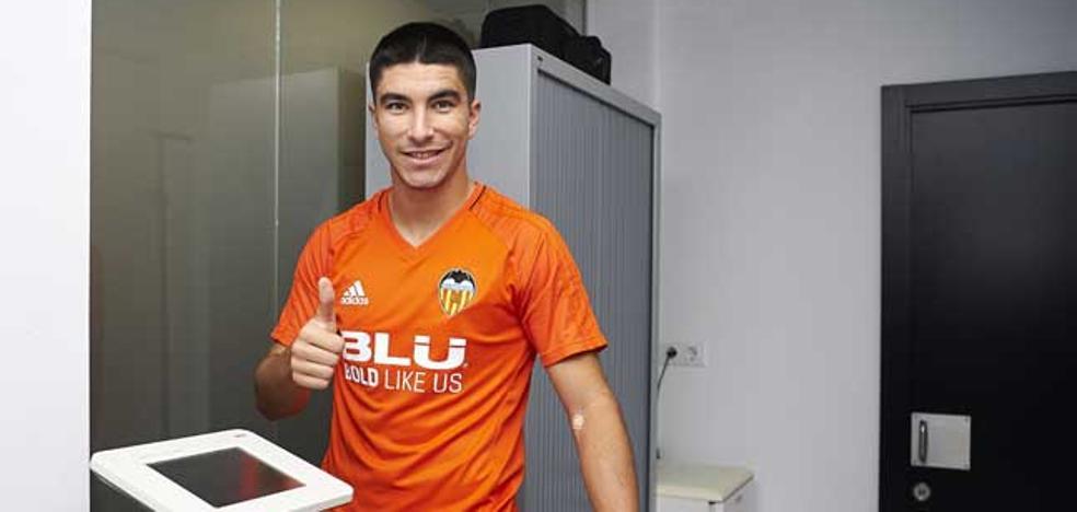 Valencia CF | Carlos Soler, Gayá y Nani ya trabajan en la Ciudad Deportiva de Paterna