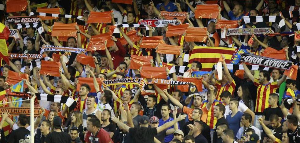 Valencia CF | Los jóvenes de 16 a 23 años, a la Grada Joven