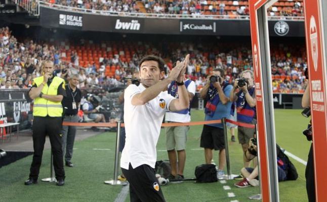 Valencia CF   «Creo que al final vamos a formar un buen equipo»