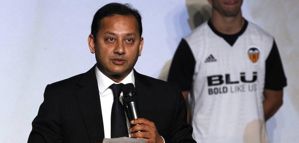 Murthy: «Estamos trabajando duro para tener un equipo muy competitivo»