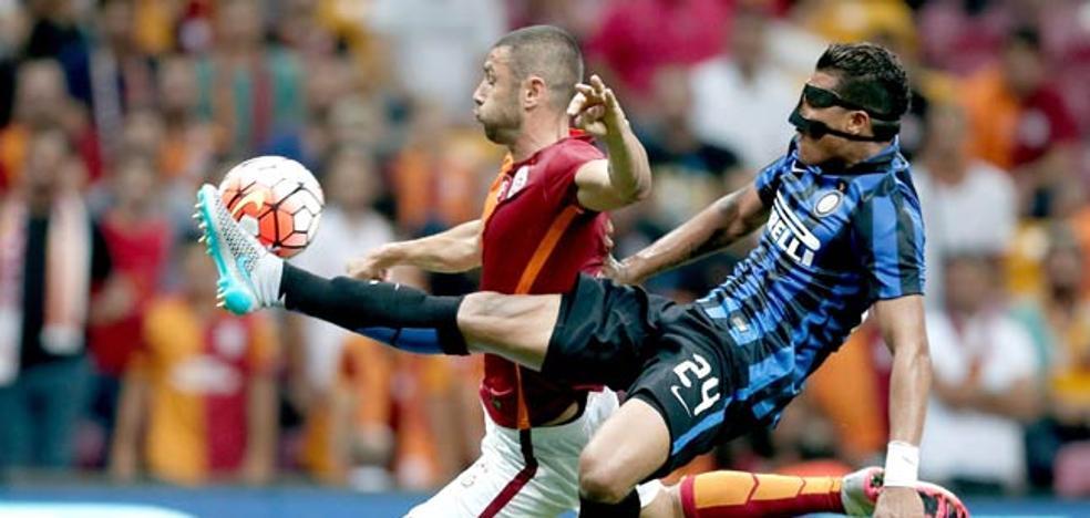 El técnico del Inter Spaletti trata de frenar la llegada de Murillo al Valencia CF