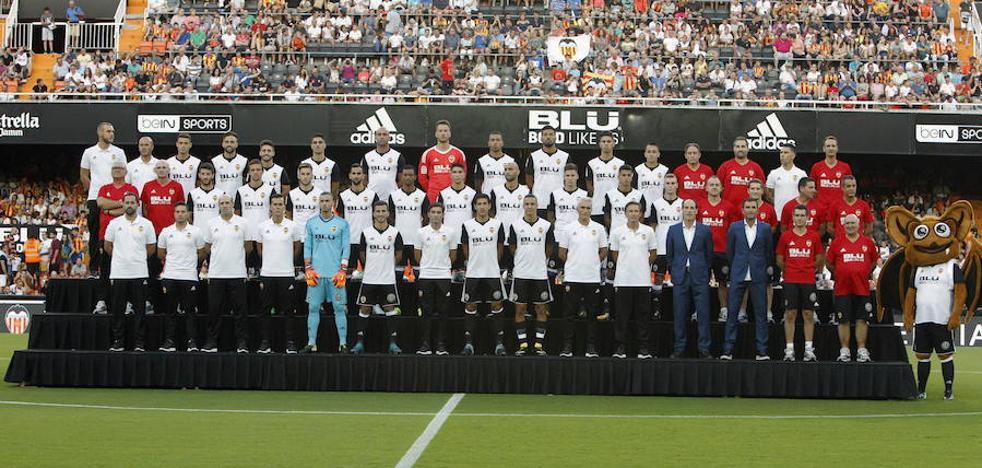 El Valencia CF ya es el séptimo club español en el ránking UEFA