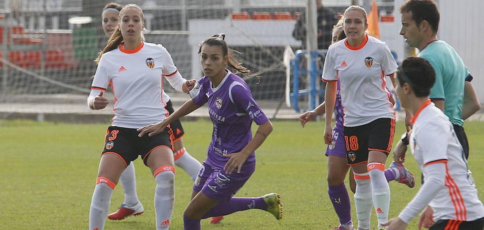 Valencia CF | Las chicas caen goleadas por el Anderlecht (3-0)