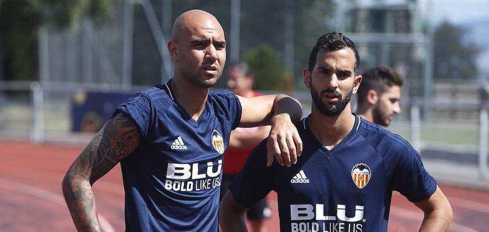 Valencia CF | Montoya vuelve a parar por molestias