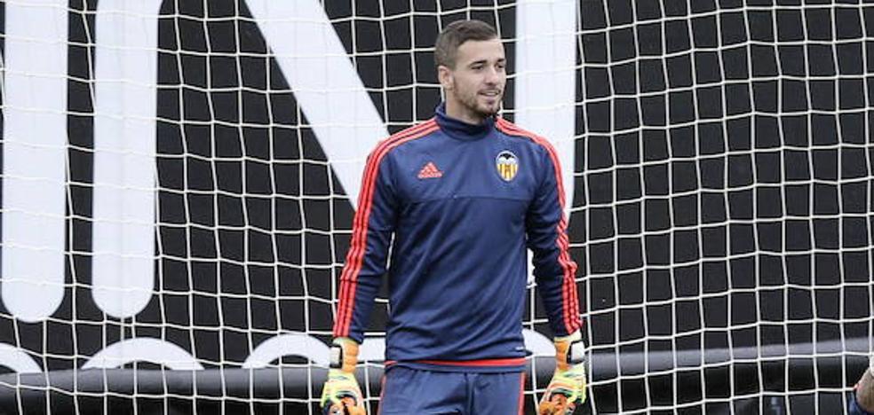 Valencia CF | Jaume destaca la dureza de los ejercicios