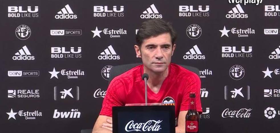 Valencia CF | Marcelino: «Lo repito, van a venir cuatro fichajes, no cuento milongas»