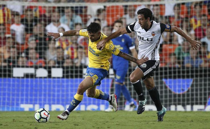 Fotos del Valencia CF - Las Palmas