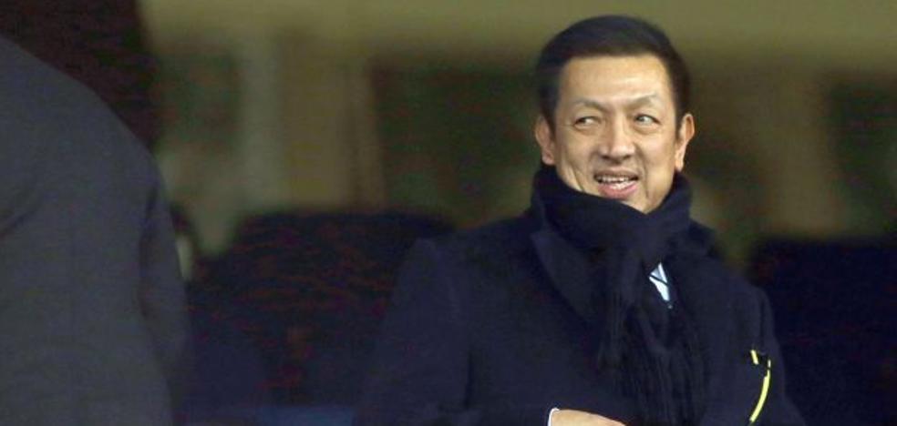 Peter Lim, en Valencia 15 meses después
